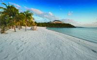 """Остров """"Эксума Кэй"""" на Багамских островах"""