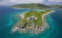 """<strong>Остров """"Бак"""" на Британских Вирджинских островах"""