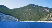 """Остров """"Омфори"""" (Omfori) в Греции"""